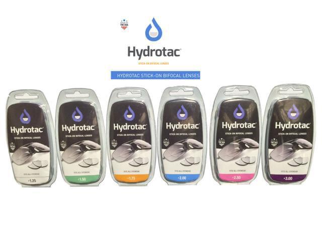 Hydrotac  Magnifying Lenses +3.0