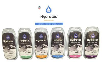 Hydrotac  Magnifying Lenses +2.5