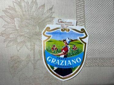 Graziano Mixed Linen Hemmed Tablecloth 79cm x 65cm
