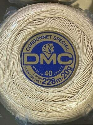 DMC Cordonnet #040 Cotton 0960 - Discontinued Colour