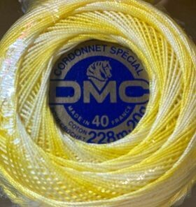 DMC Cordonnet #040 Cotton 0104V - Discontinued colour