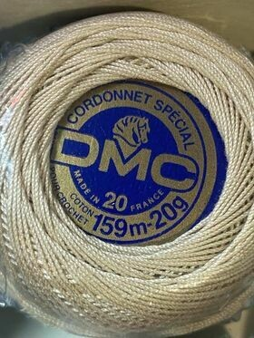DMC Cordonnet #020 Cotton 0960 - Discontinued Colour