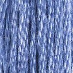 DMC Cordonnet #020 Cotton 0793 - Medium Cornflower Blue