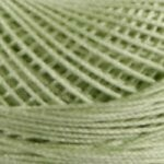 DMC Cordonnet #020 Cotton 0369 - Very Light Pistachio Green