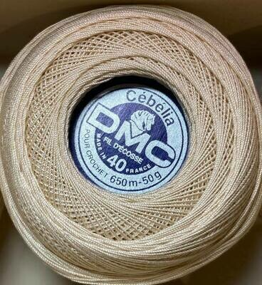 DMC Cebelia #040 Cotton 5028 - Discontinued Colour