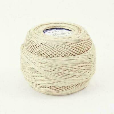 DMC Cebelia #040 Cotton 0712 - Cream
