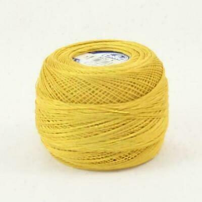 DMC Cebelia #030 Cotton 3820 - Dark Straw