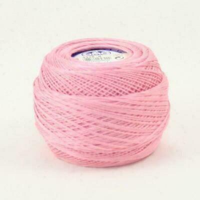 DMC Cebelia #030 Cotton 3326 - Light Rose