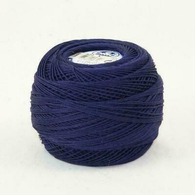 DMC Cebelia #030 Cotton 0823 - Dark Navy Blue