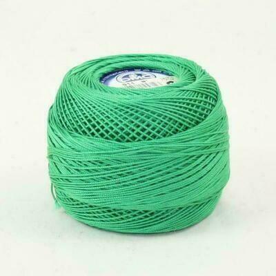 DMC Cebelia #030 Cotton 0911 - Medium Emerald Green