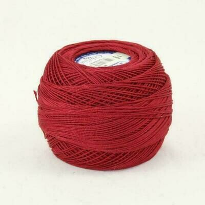 DMC Cebelia #030 Cotton 0816 - Garnet