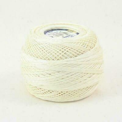 DMC Cebelia #030 Cotton 0746 - Off White
