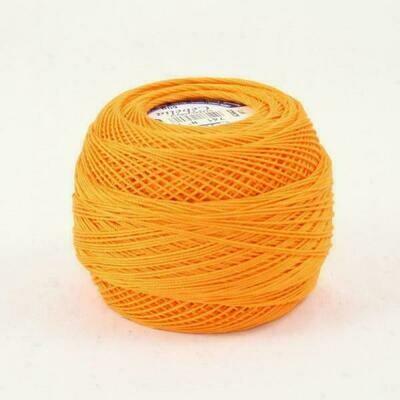DMC Cebelia #030 Cotton 0741 - Medium Tangerine