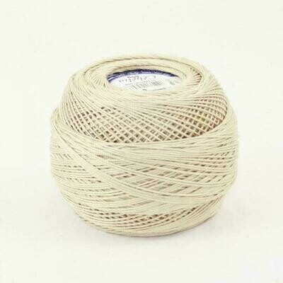 DMC Cebelia #030 Cotton 0712 - Cream