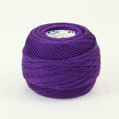 DMC Cebelia #030 Cotton 0550 - Very Dark Violet