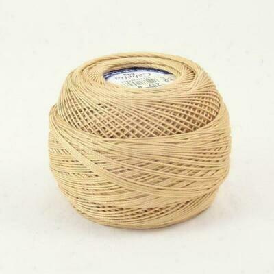 DMC Cebelia #030 Cotton 0437 - Light Tan