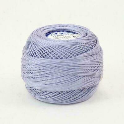 DMC Cebelia #030 Cotton 0318 - Light Steel Grey