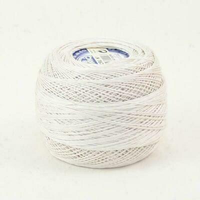 DMC Cebelia #020 Cotton Ecru