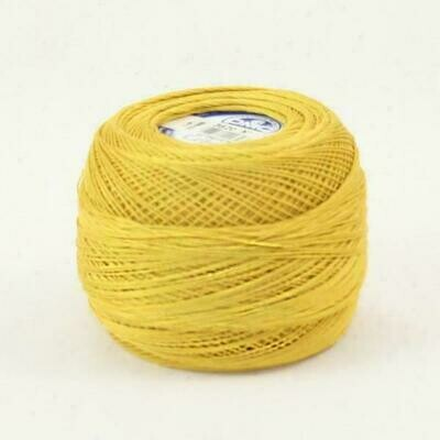 DMC Cebelia #020 Cotton 3820 - Dark Straw