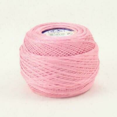 DMC Cebelia #020 Cotton 3326 - Light Rose