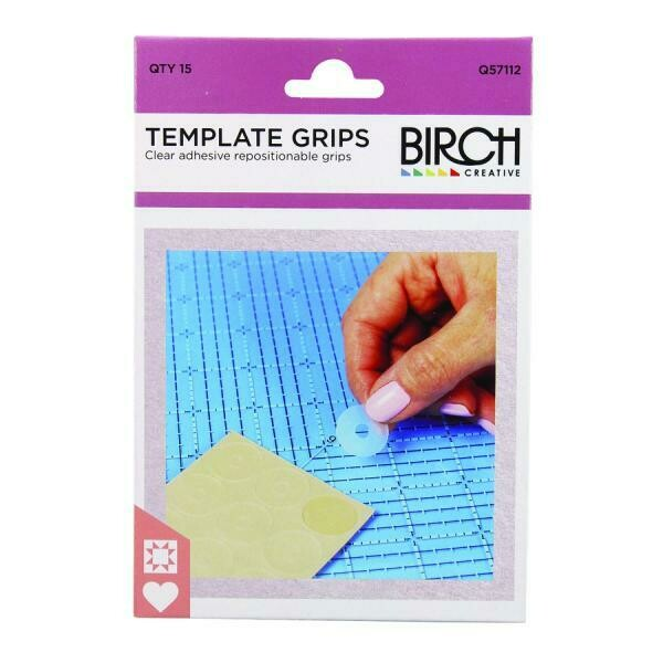 Adhesive Template Grips 15pk (Q57112)