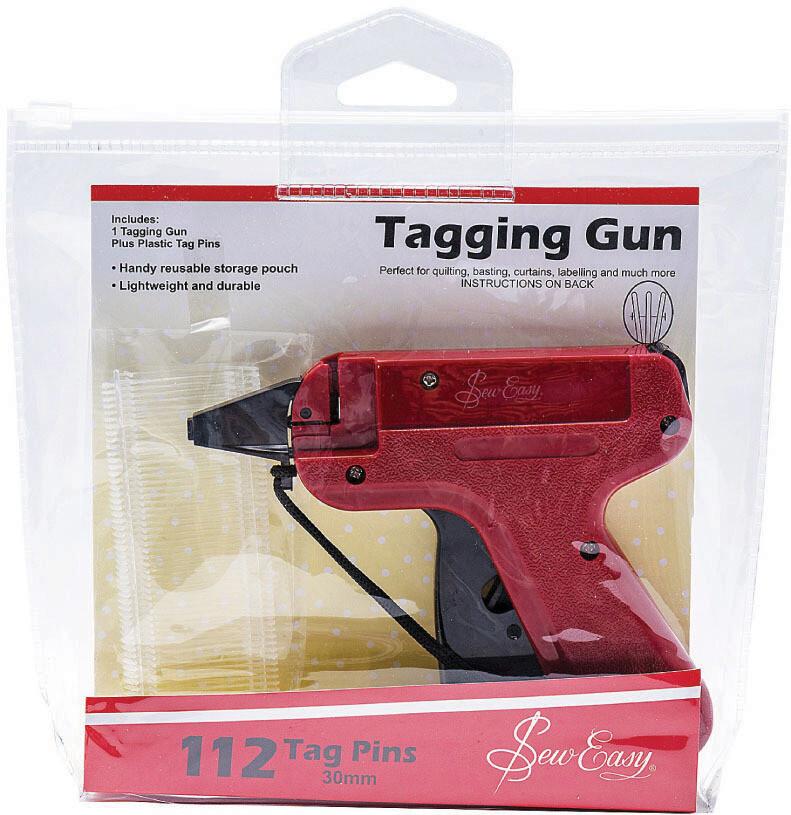 Tagging Gun + 112 Tags (ER4112)