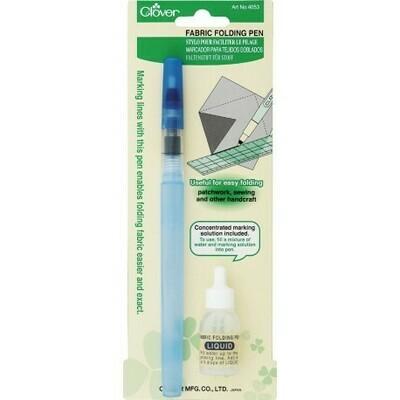 Clover Fabric Folding Pen (4053)