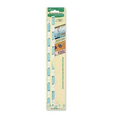 Clover The Anywhere Ruler (7005) WHILE STOCK LASTS