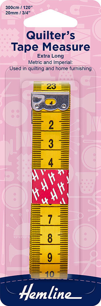 Tape Measure Extra Long (256)