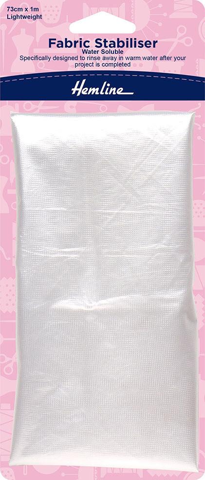 Hemline Fabric Stabiliser - Water Soluble (845)