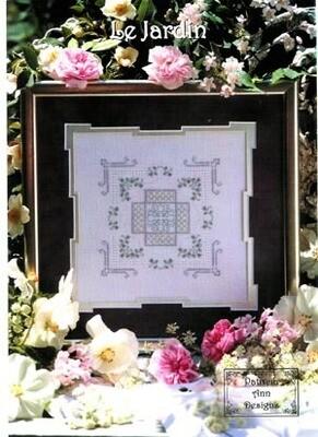 Patricia Ann Designs - Le Jardin