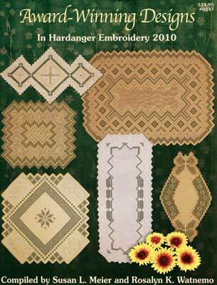 Award Winning Designs in Hardanger 2010 #0247