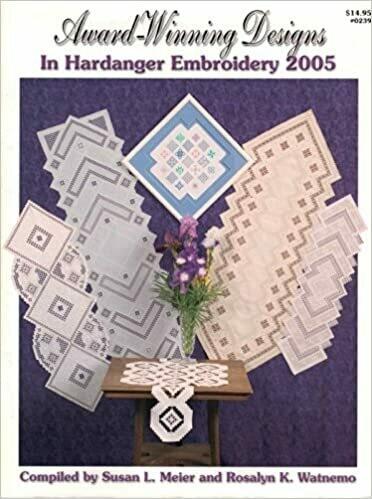Award Winning Designs in Hardanger 2005 #0239