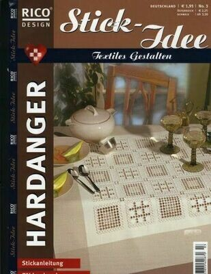 Hardanger #03 by Rico Designs