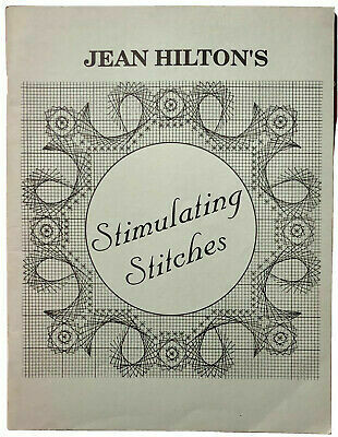 Stimulating Stitches by Jean Hilton