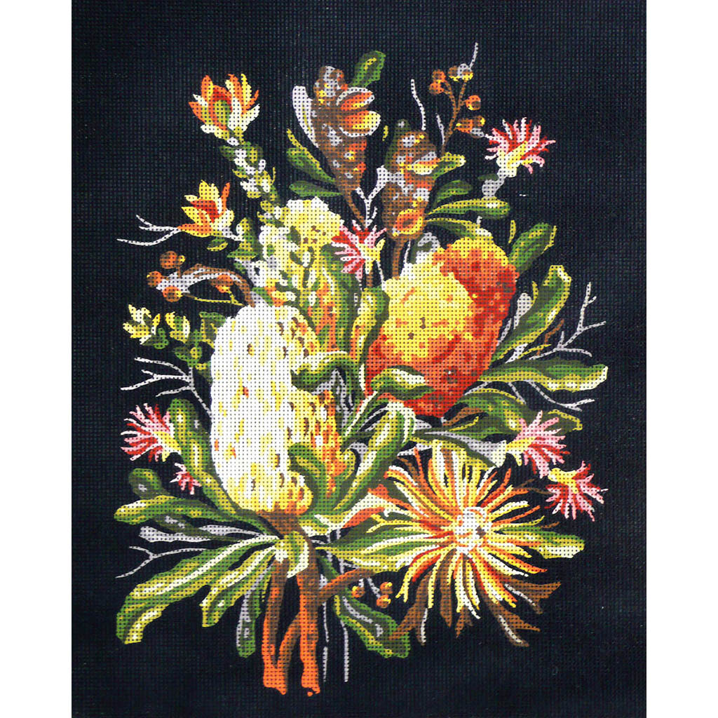 Country Threads Tapestry - Banksias (TFJ-2013)