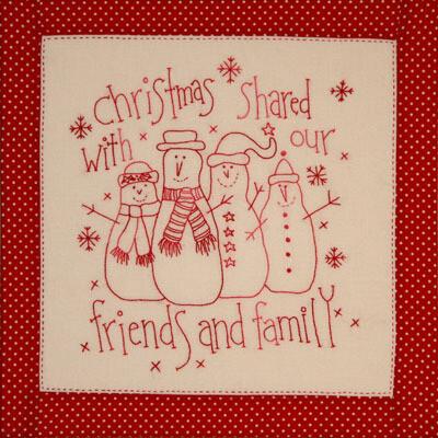 Rosalie Dekker Designs Pattern - Friends & Family (RQ161)