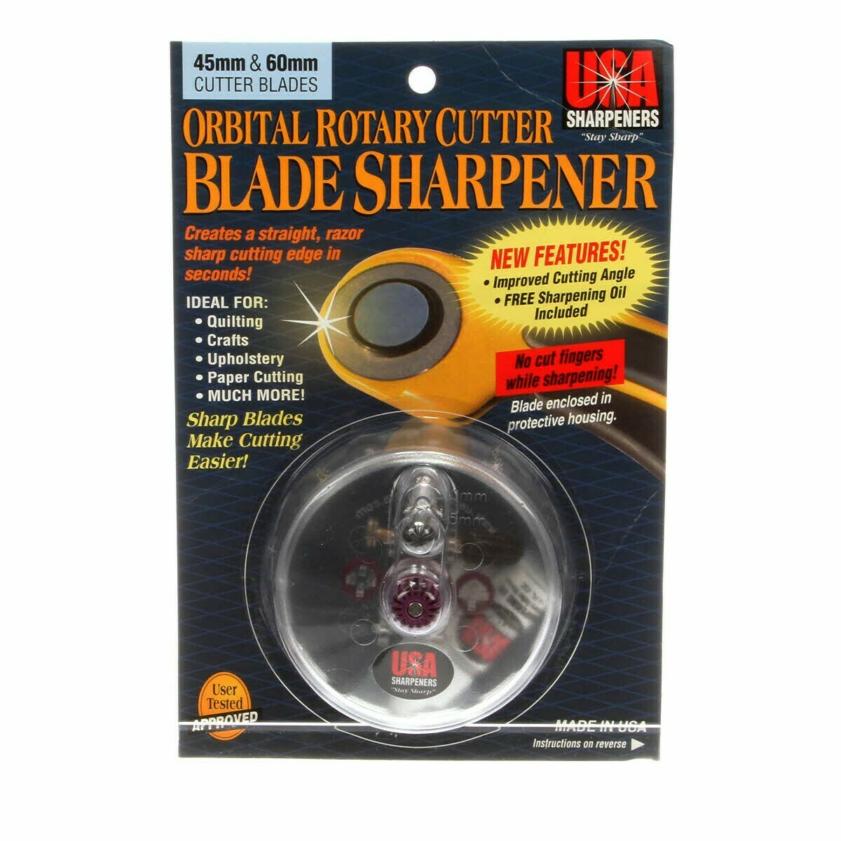 Orbital Blade Sharpener