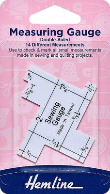 Hemline Measuring Gauge (260)