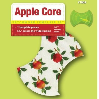 "Template Set Apple Core 5.75"" 1pc (VH960)"
