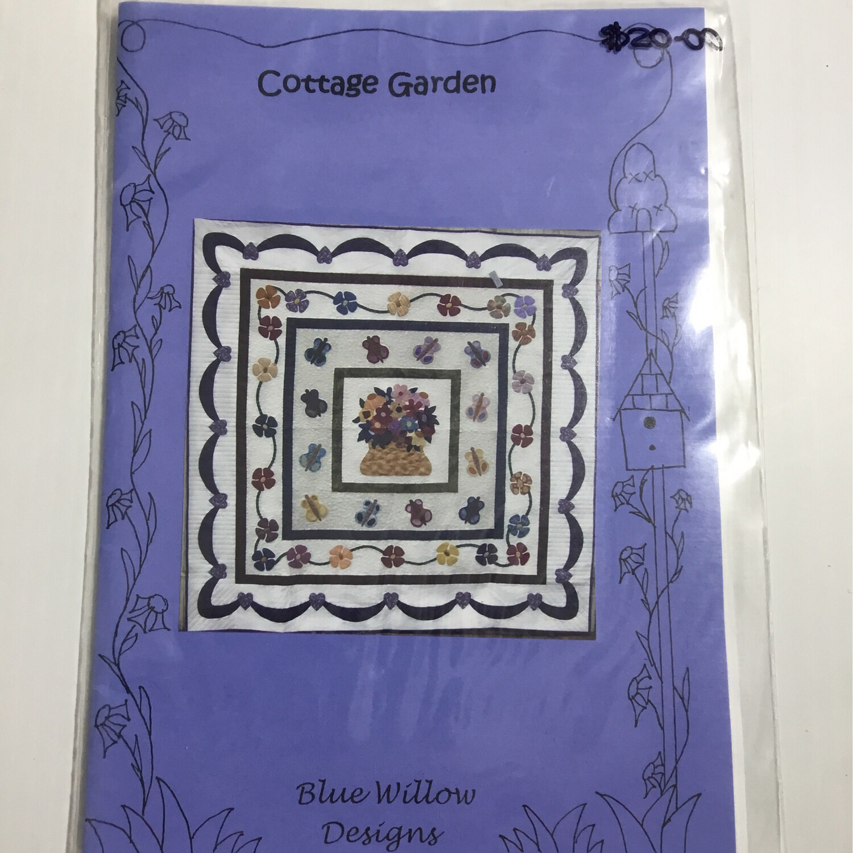 Blue Willow Designs - Cottage Garden