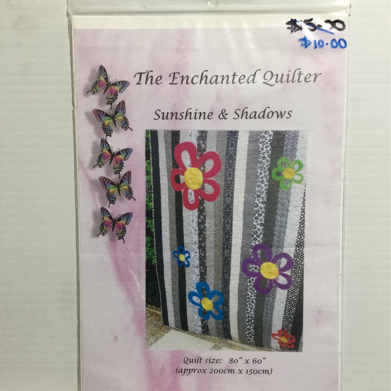 The Enchanted Quilter - Sunshine & Shadows