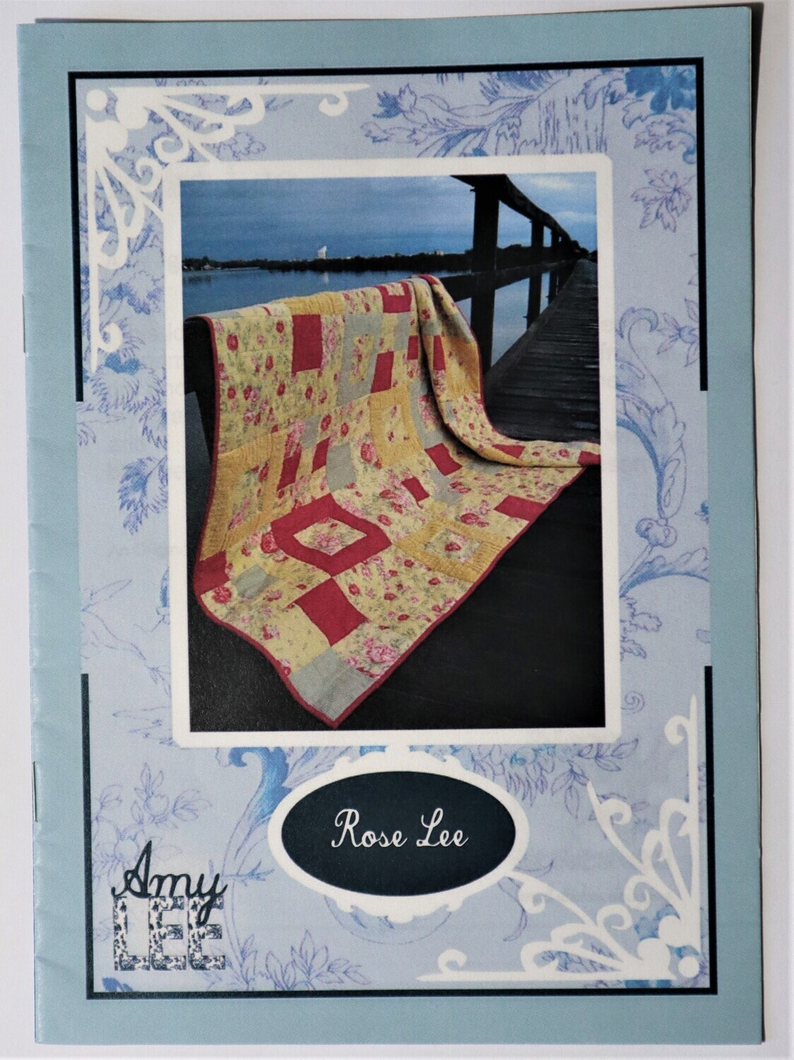 Amy Lee Quilt - Toy Boxes