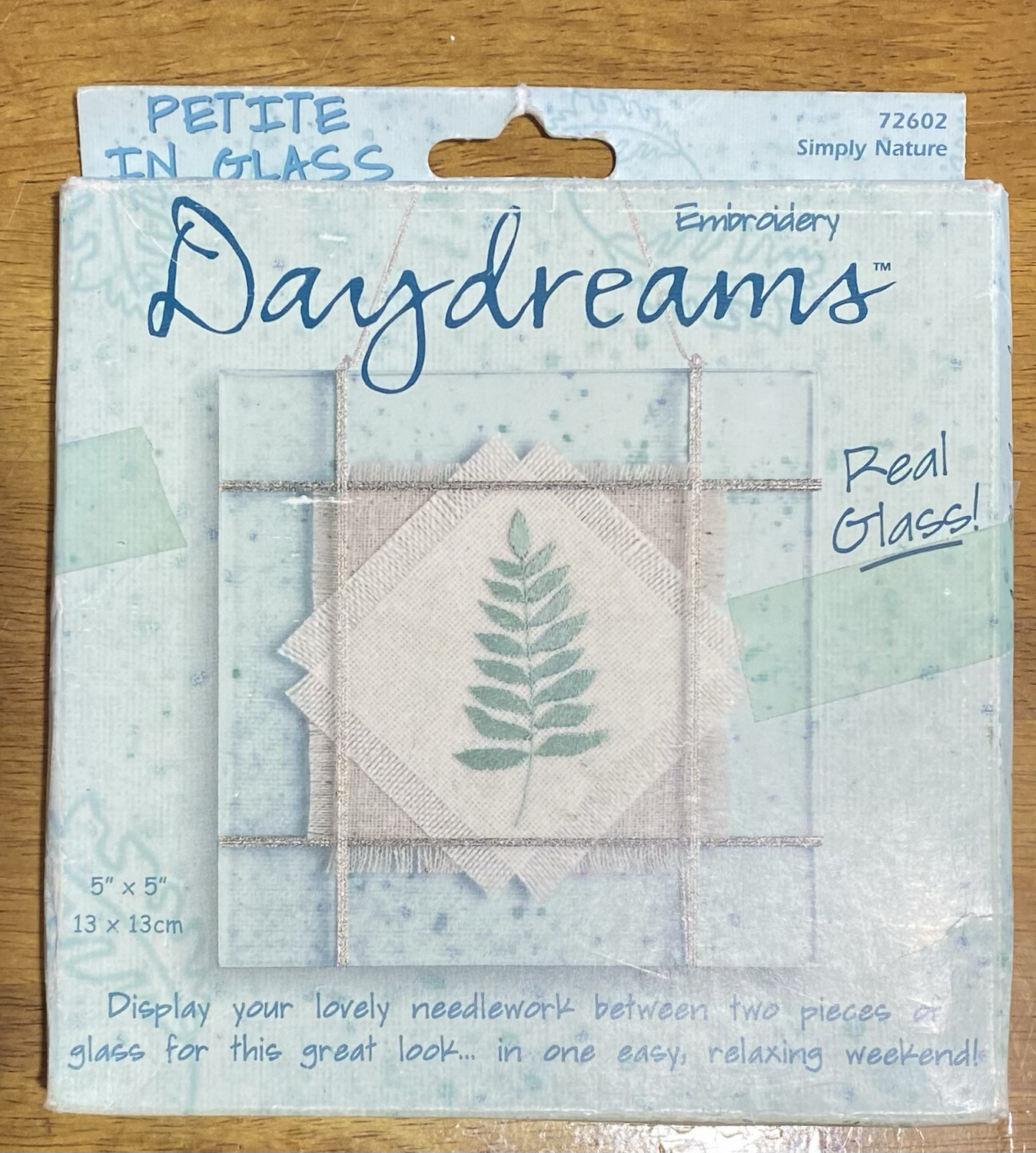 Petite in Glass - Daydreams Simply Nature (72602)