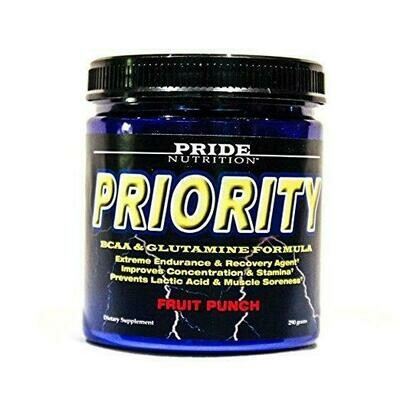 Priority Muscle Recovery