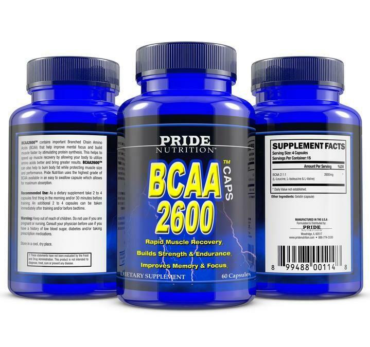 BCAA 2600