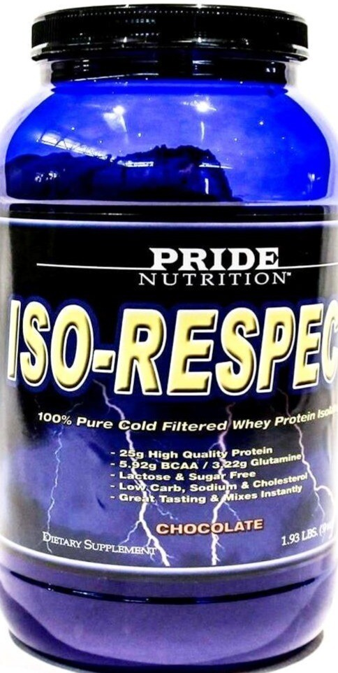 Iso Respect protein powder