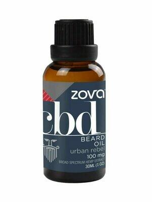 Zova Urban Rebel 100mg CBD Beard Oil (30ml)