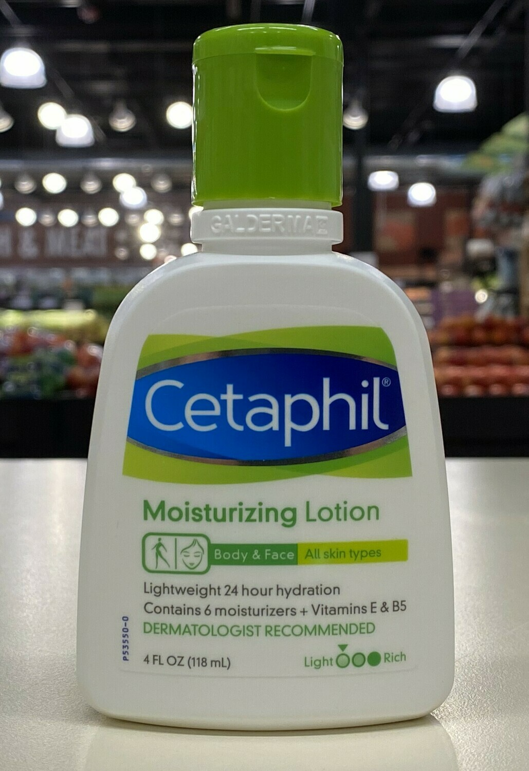 Cetaphil Moisturizing Lotion 4 FL OZ