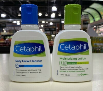 Cetaphil Combo Pack